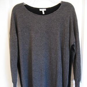 Joie Sweaters - Joie Tunic Length Cashmere Sweater